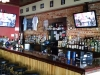 New Bar with exposed brick